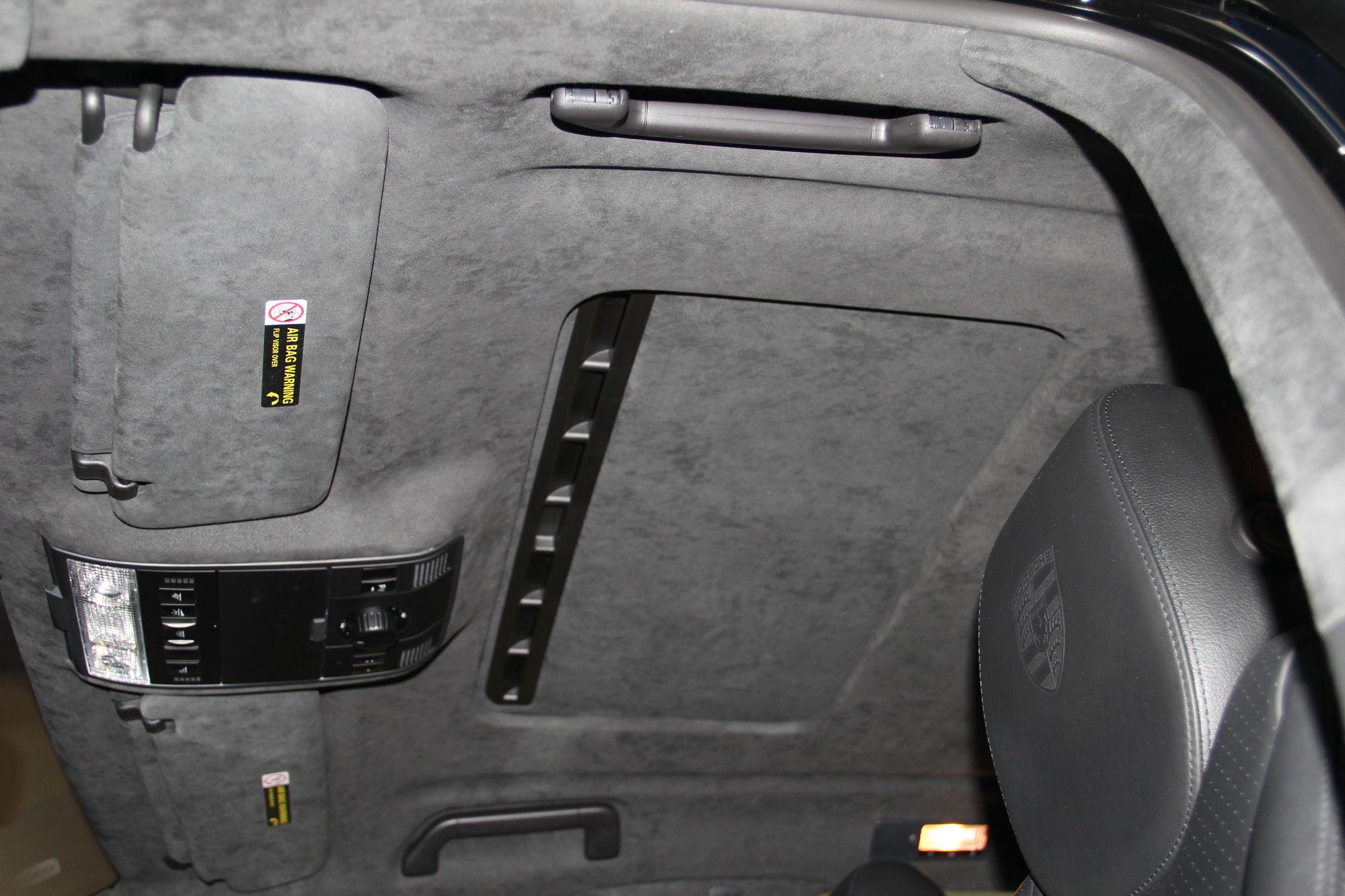 White Carbon Fiber Porsche 911 Gt3 Remote Controller Key Fob