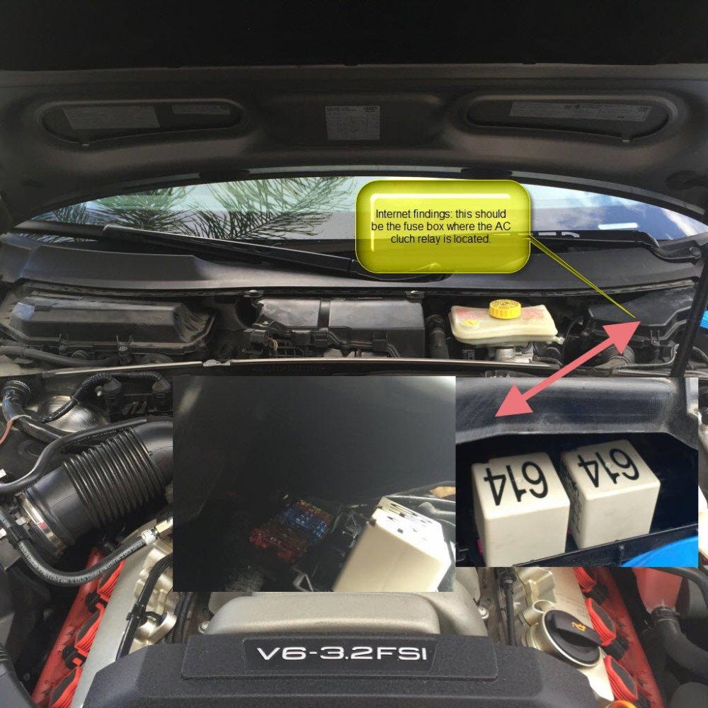 medium resolution of ac clutch fuse box