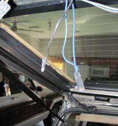 rear hatch wiring jeep cherokee forum help any  [ 1024 x 1365 Pixel ]