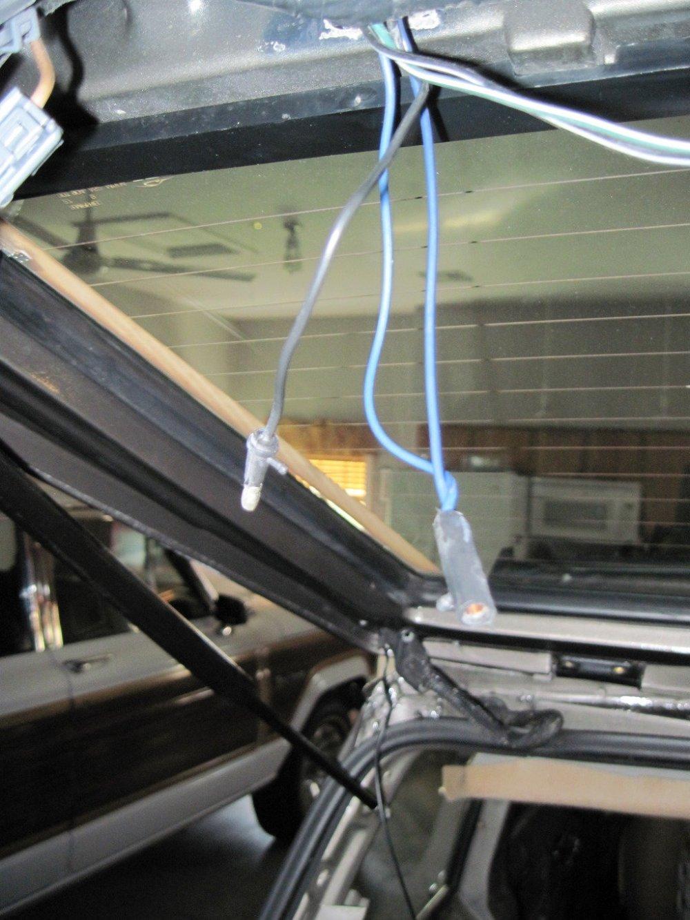 medium resolution of rear hatch wiring jeep cherokee forum 1998 jeep cherokee xj tailgate wiring