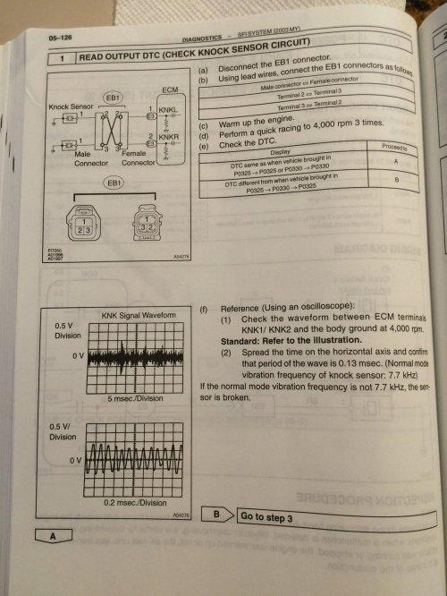 small resolution of p0330 and p0325 knock sensor clublexus lexus forum discussion vapor canister diagram knock sensor diagram is250