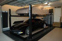 Corvette, garage and a lift - CorvetteForum - Chevrolet ...