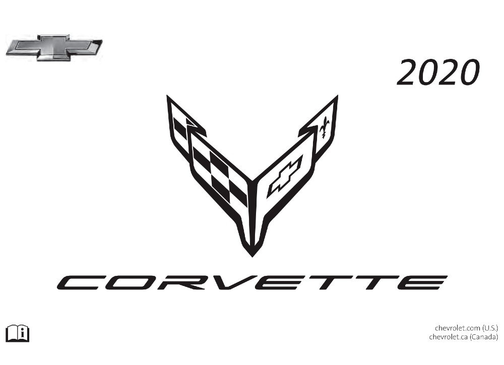We Found the 2020 C8 Corvette Owner's Manual