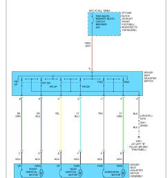 c6 electrical seat wiring diagram [ 1331 x 1521 Pixel ]
