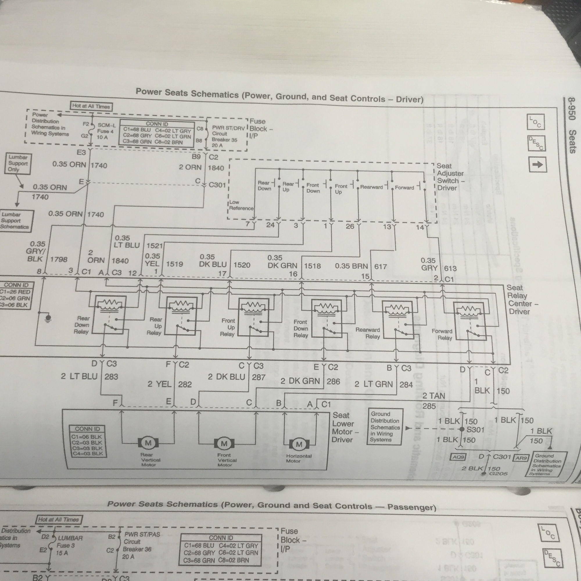 c5 corvette power seat wiring diagram hopkins 20100 corvetteforum chevrolet