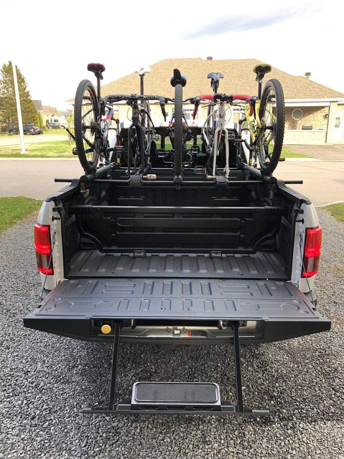 Ford F150 Bike Rack : Bikes, Forum, Community, Truck