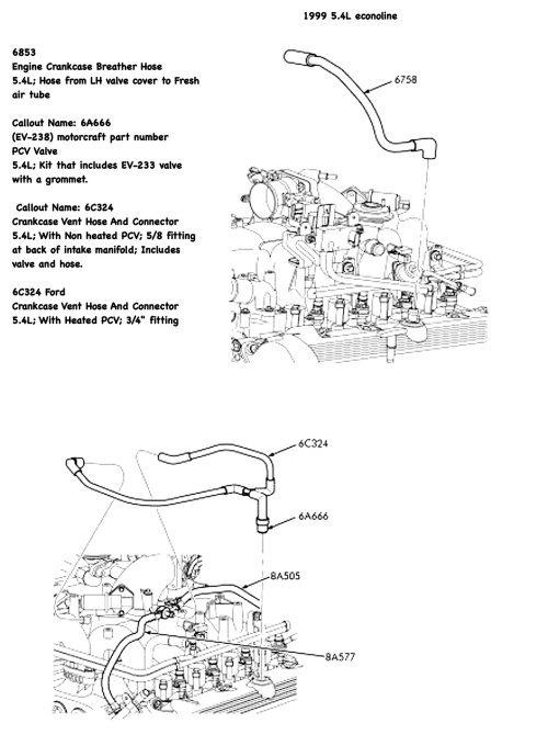 small resolution of where can i get a vacuum diagram for a 1997 ford f150 with a 46 1999