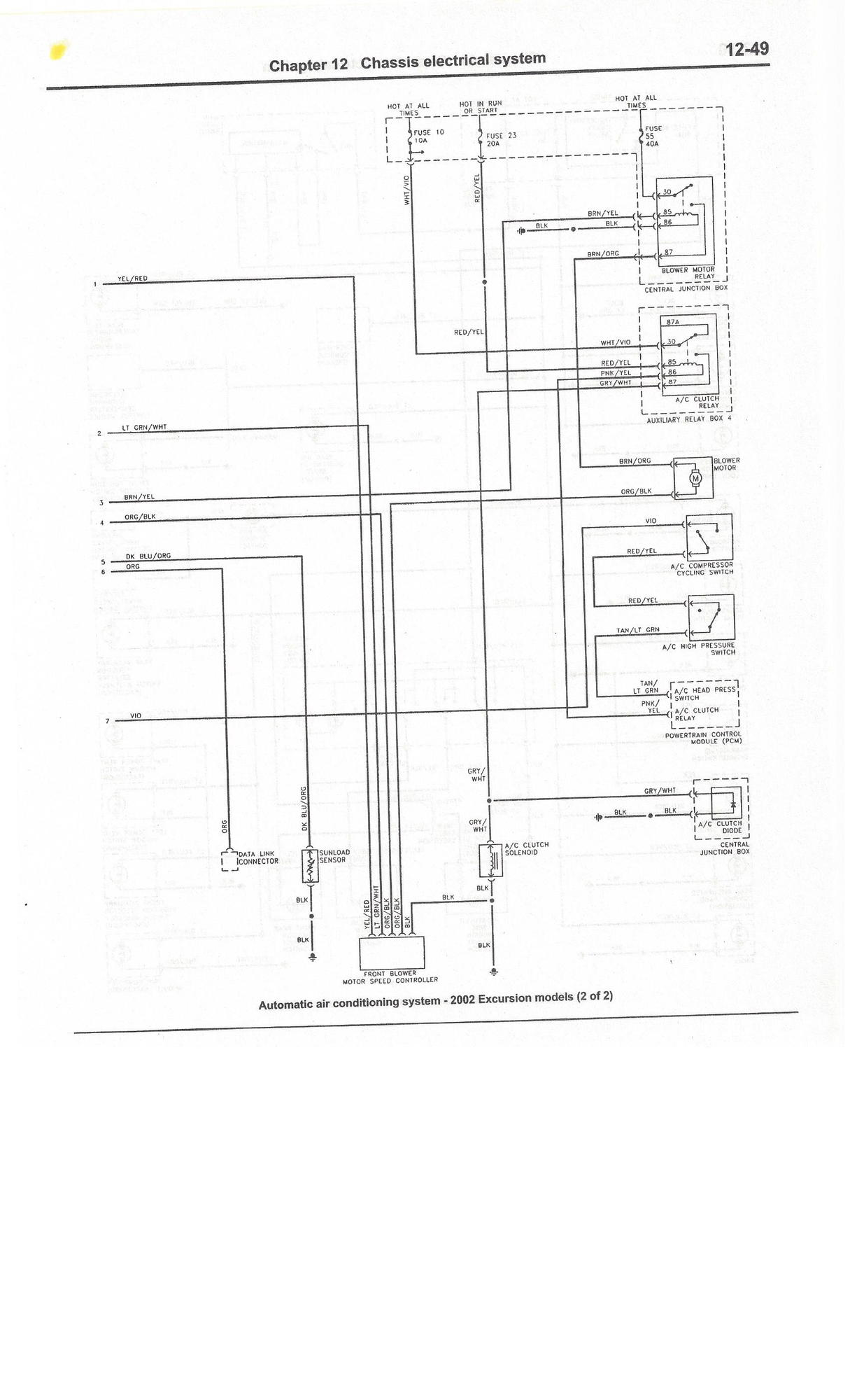 Ha41 Diagram Ford Excursion