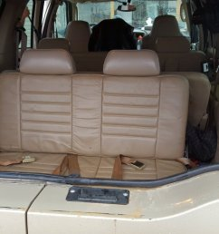 2004 ford excursion with pueblo gold exterior matching 4th row seat [ 1280 x 720 Pixel ]