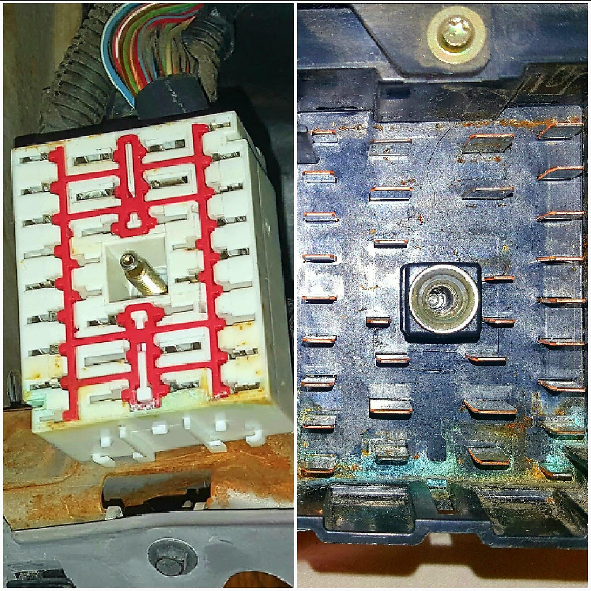 hight resolution of dodge ram fuse box corrosion wiring diagram basic dodge ram fuse box corrosion
