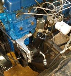1977 f100 disc brake front suspension  [ 1999 x 1124 Pixel ]