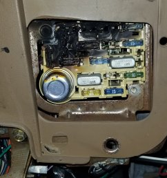 car fuse box caught fire wiring library rh 6 yoobi de fuse box sparks breaker fuse box information [ 2000 x 1500 Pixel ]