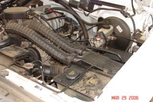Need pictures of engine bay, emissions diagram 1993 F250