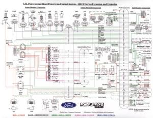 looking for ecm pinout for 1999 F250 super duty 73L diesel  Ford Truck Enthusiasts Forums