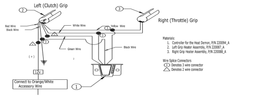 small resolution of harley davidson heated grips wiring diagram free download