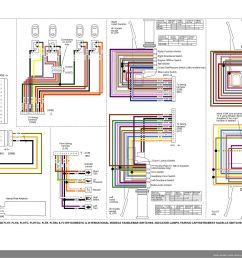 fuse box 1998 haarley road king 31 wiring diagram images harley wiring diagrams pdf 2008 harley davidson sportster 1200 wiring diagram [ 2000 x 1414 Pixel ]