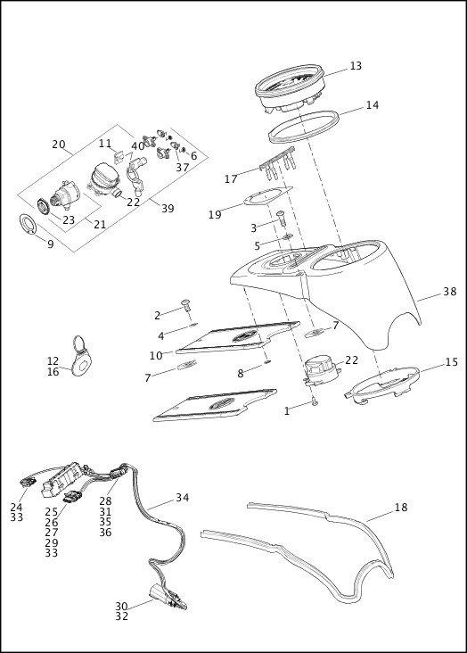 ke and turn signal wiring diagram