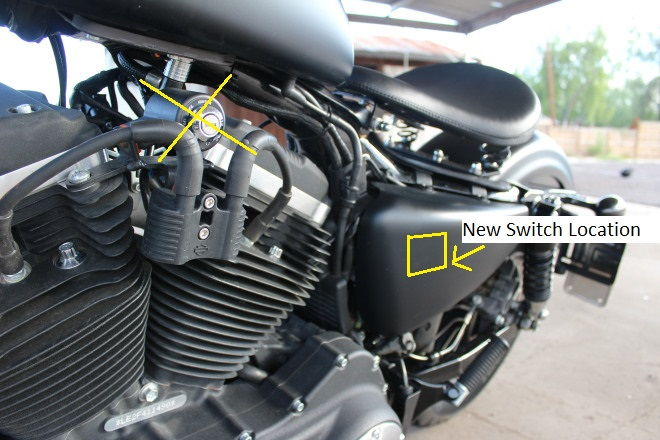Key Switch To Disable Electrics Starting Husaberg Forum