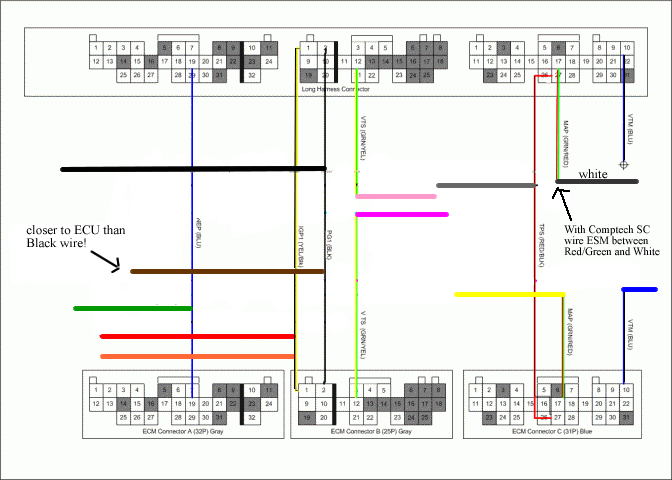 VAFC Wiring Diagram S2KI Honda S2000 Forums