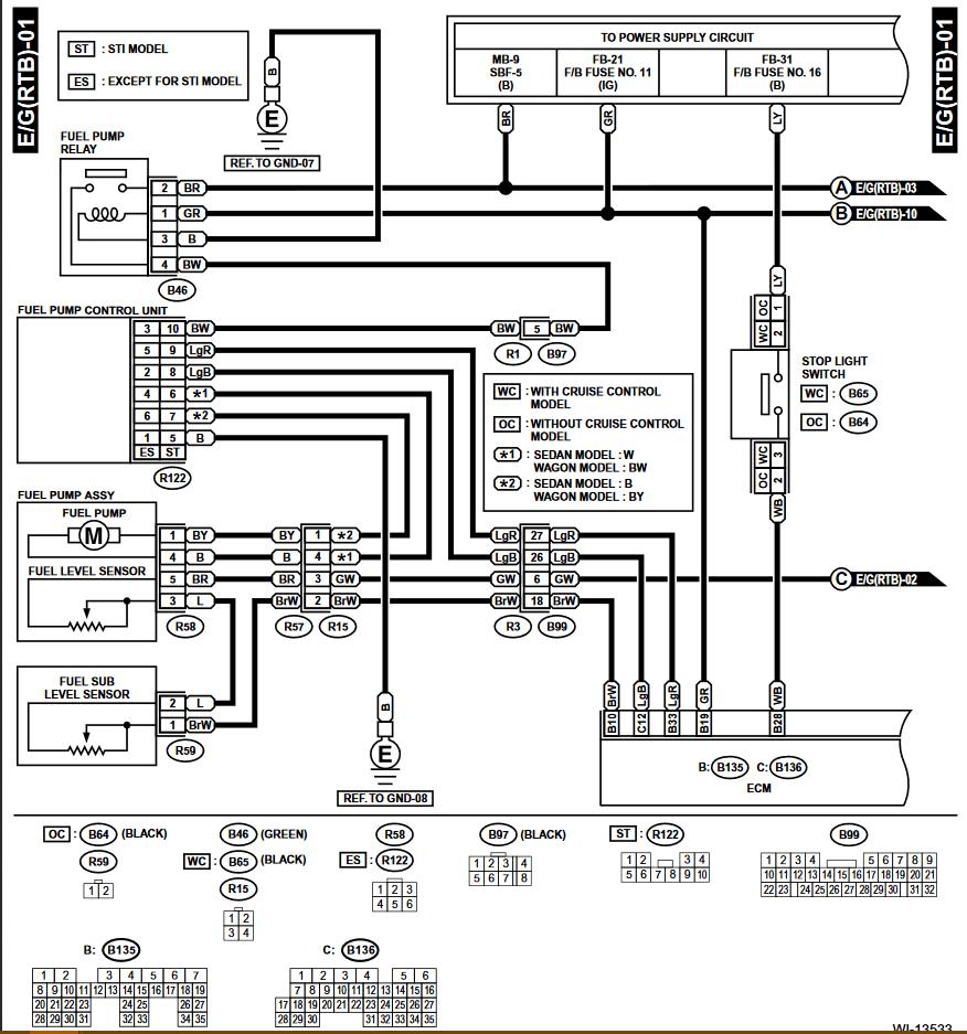 [Download 43+] Wiring Diagram Fuel Pump