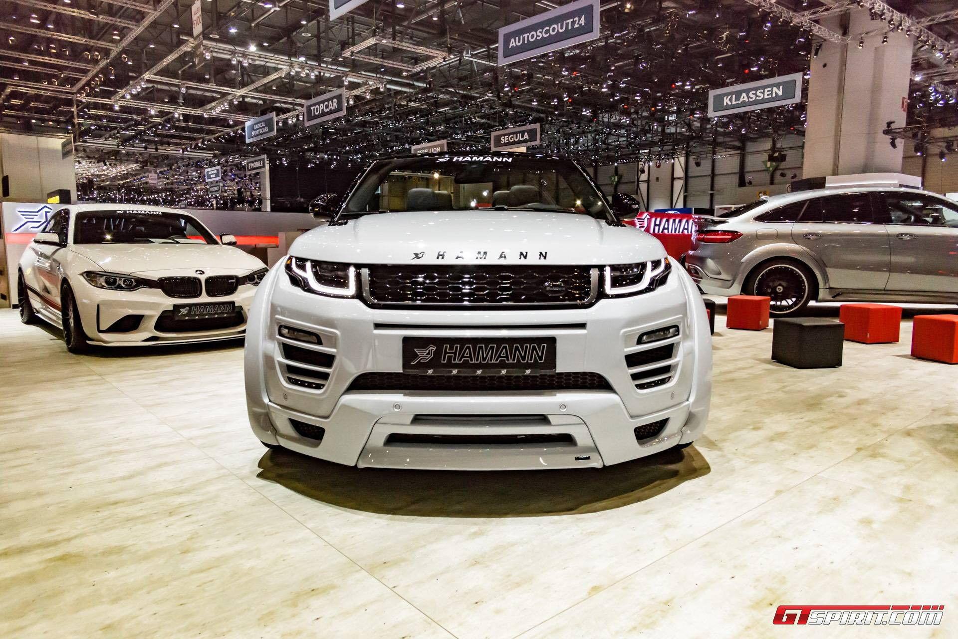 Warren Henry Range Rover