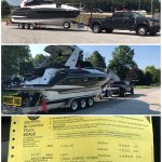 Towing A 10 Beam Boat Regularly The Hull Truth Boating And Fishing Forum