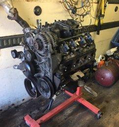 donor motor lq4 4l80e 2wd [ 1500 x 2000 Pixel ]