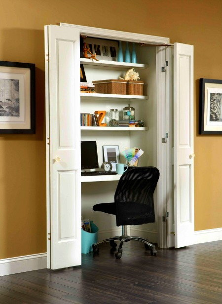 Organizing Tips for Small Spaces  DoItYourselfcom