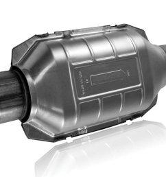 a new catalytic converter  [ 1000 x 800 Pixel ]