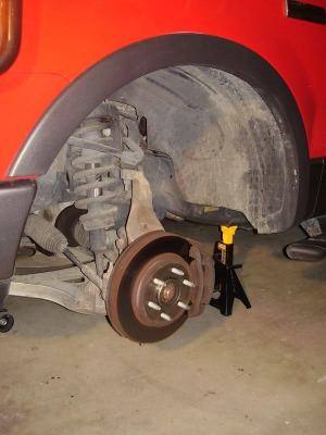 Ford F150 Replace Upper Control Arm How to  FordTrucks