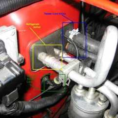 1998 Jeep Wrangler Tj Wiring Diagram Convert Circuit To Breadboard Ford F250 Replace Heater Core How - Ford-trucks