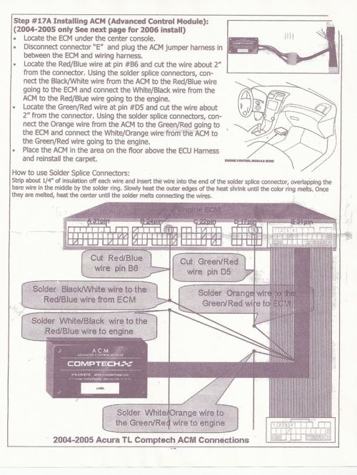 small resolution of supercharger acm wiring question acurazine acura enthusiast ac wiring diagram 2006 no longer