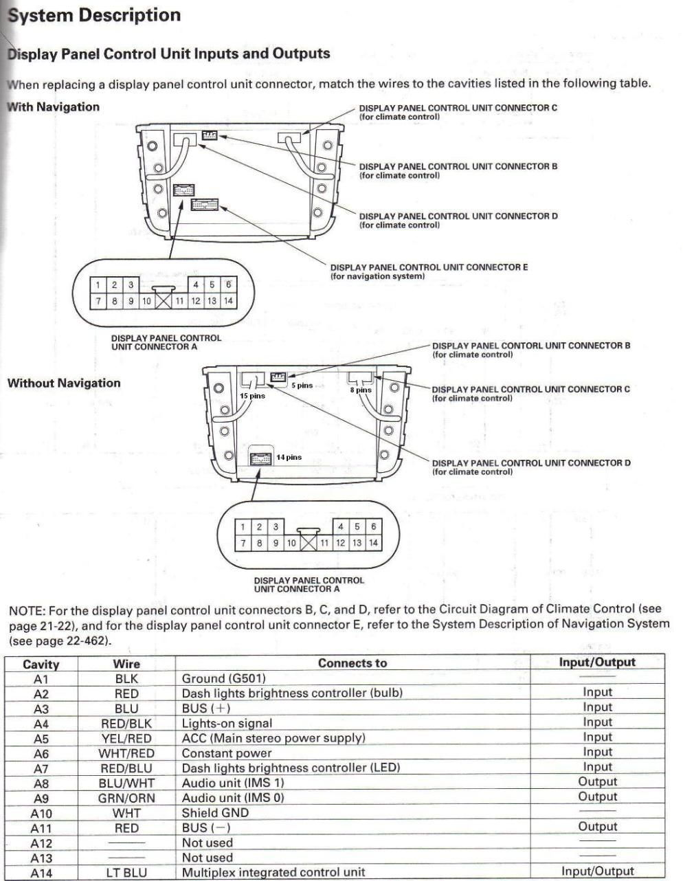 hight resolution of 2007 acura mdx stereo wiring diagram 36 wiring diagram 2005 acura tl subwoofer replacement 05 acura tl dash navigation