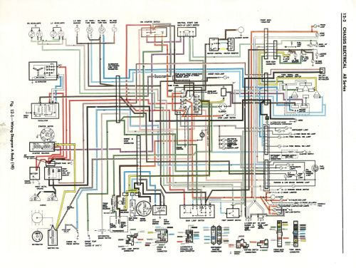 small resolution of 1971 oldsmobile 442 wiring diagram wiring diagramwire location for lf side marker light classicoldsmobile comthe marker