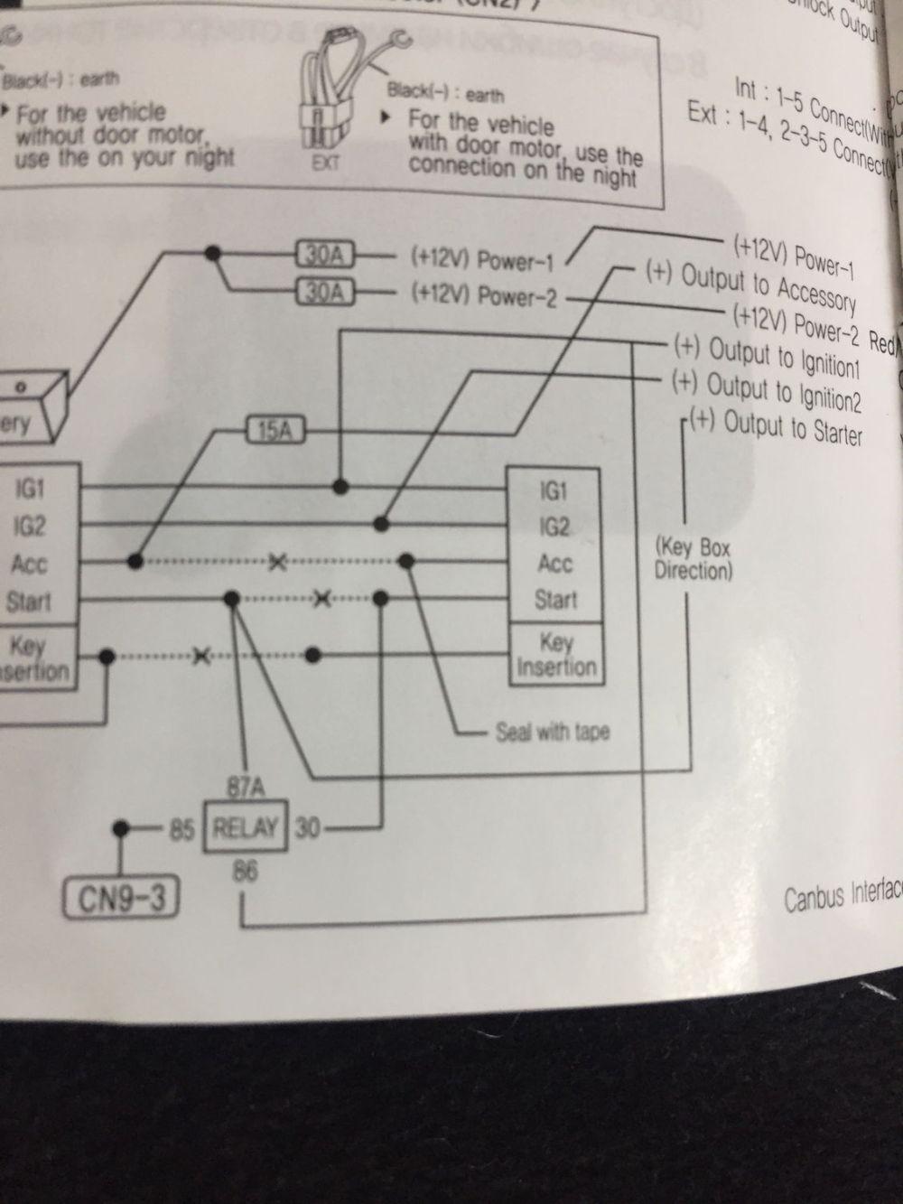 medium resolution of easycar alarm