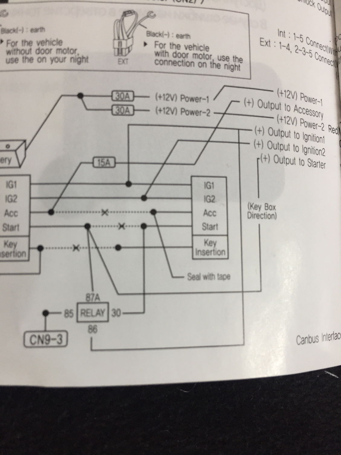 hight resolution of easycar alarm