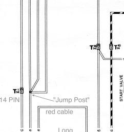 porsche 911 alternator wiring diagram [ 852 x 2000 Pixel ]