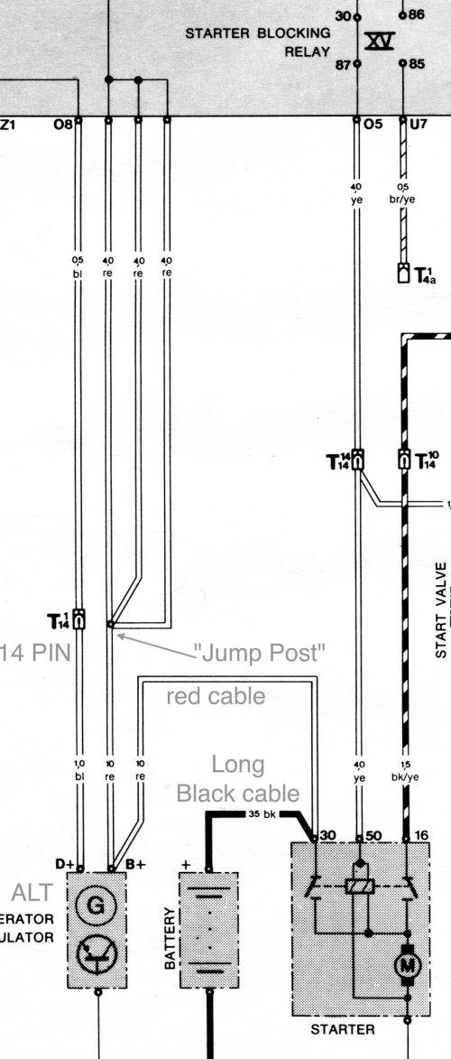 small resolution of porsche 928 alternator wiring diagram bmw z4 wiring