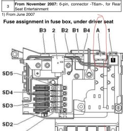 as for your fuse relay locations mate the below pics should help if that 40amp fuse is popped it is for your abs control module located as 2b mate  [ 750 x 1334 Pixel ]