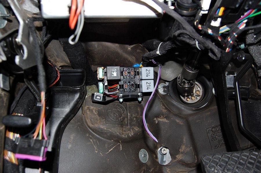 Audi All Road Fuse Diagram Abs Error Light 00301 Return Flow Pump Implausible