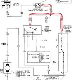 he ac and it was so cold it almost ran us out of the jeep it s a beautiful day thanks for all the help and i found this wiring diagram in the  [ 1256 x 1700 Pixel ]