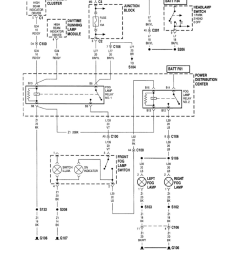 auxiliary lights wiring for jeep schematic diagrams jeep cherokee wiring diagram jeep cherokee fog light wiring [ 816 x 1056 Pixel ]