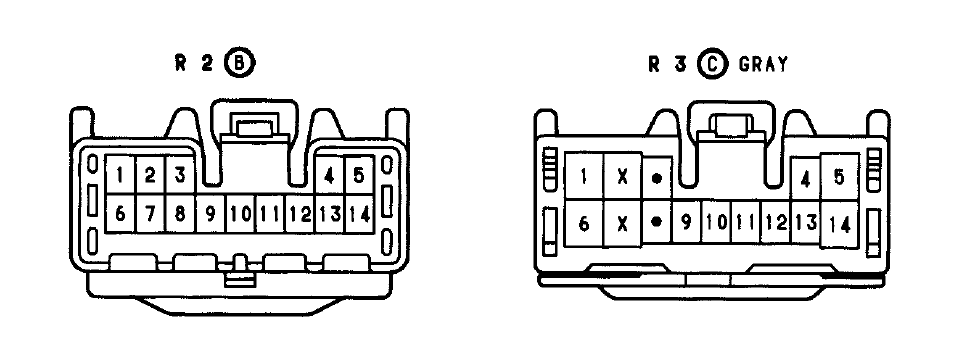 UCF20-Replacing Nakamichi HU with aftermarket deck (Sub