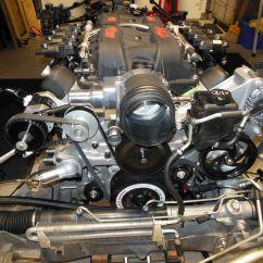 Chevrolet Starter Diagram Nissan Xterra Motor Z06 Power Steering Cooler - Routing Lines Corvetteforum Corvette Forum Discussion