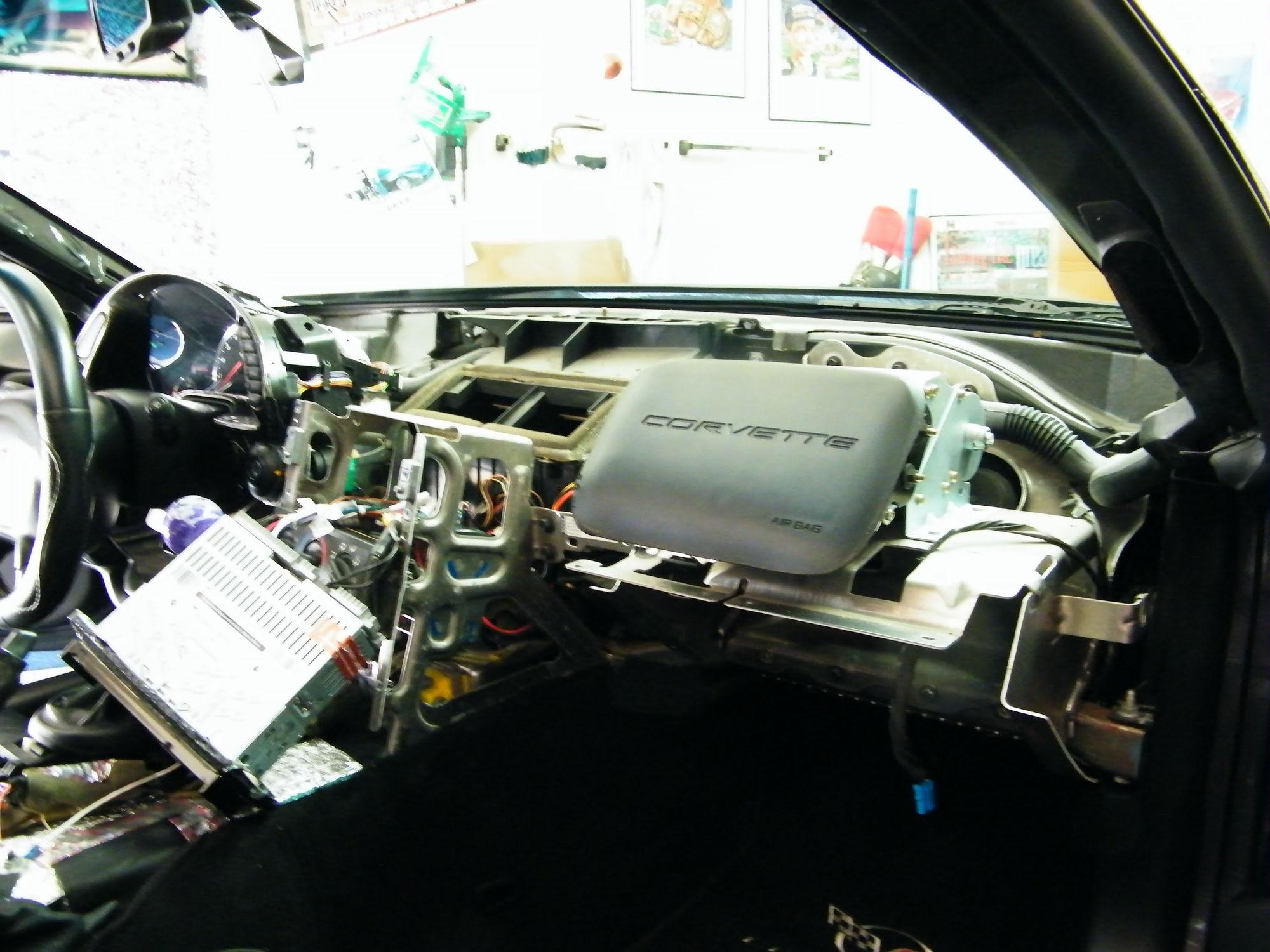 1999 Console Corvette C5