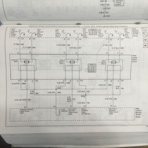 Power seat wiring diagram  CorvetteForum  Chevrolet