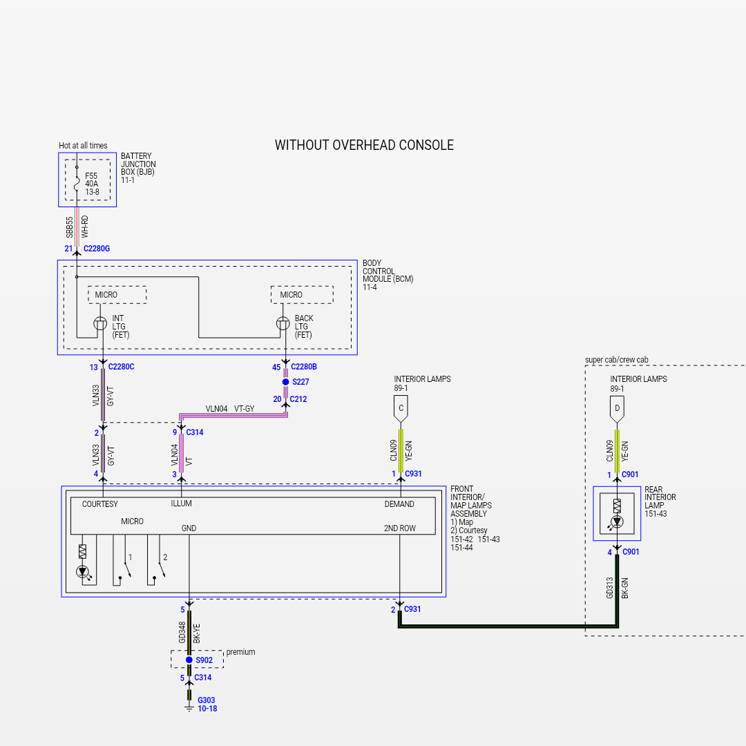 2014 Silverado Fuse Diagram Wiring Up Running Board Led S Need Wiring Advice