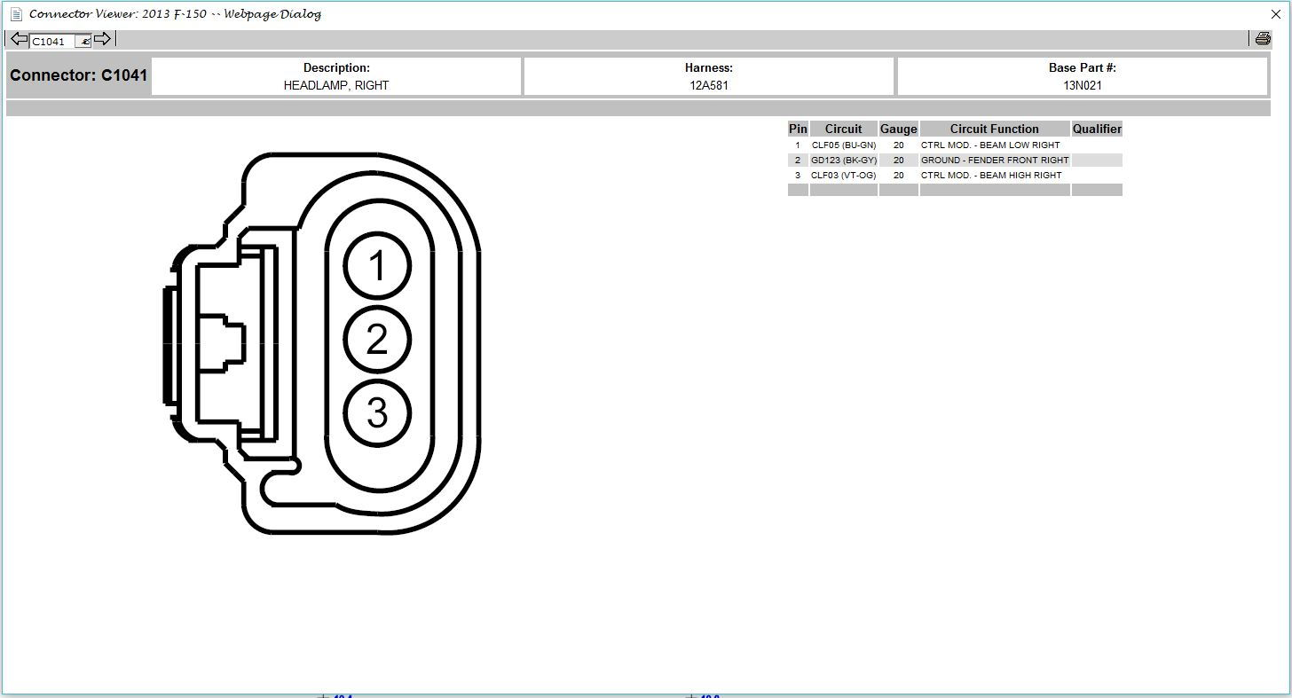 Oem Hid Wiring Diagrams And Pin Out Info
