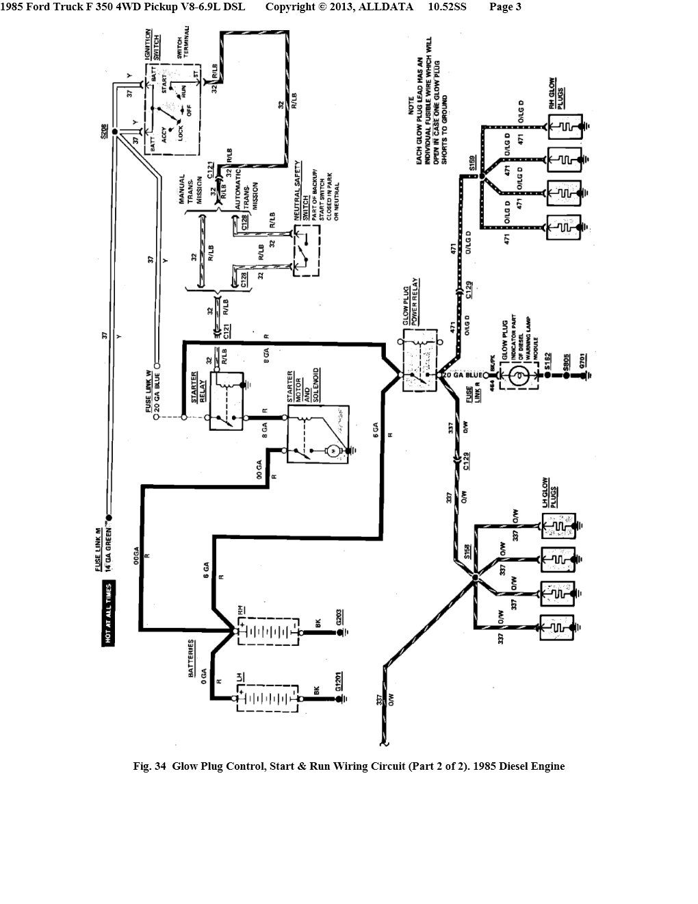 ford f550 fuse panel diagram 2012
