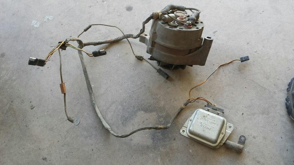 1977 Ford F 150 Starter Solenoid Wiring On Ford 3g Alternator Wiring